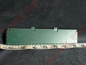 Plasticville Union Station Green Front Canopy Piece  O-S Scale