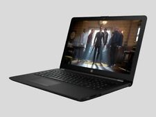 "New HP WLED 15.6"" TouchScreen Intel i3-7100U/8GB/1TB/Win10 Laptop Notebook Black"