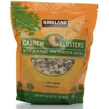 2x Signature's Cashew Cluster with Almonds and Pumpkin seeds 32 Ounce