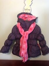 3399069e Winter Puffer Jacket Size 4 Outerwear (Sizes 4 & Up) for Girls for ...