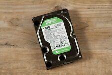 """Western Digital Caviar Green 1TB Internal 5400 RPM 3.5"""" HDDwd10ears-22y581"""