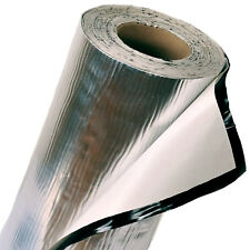 FatMat 50 mil Self-Adhesive Sound Deadener 100 Sq Ft With Install Kit - No Logo