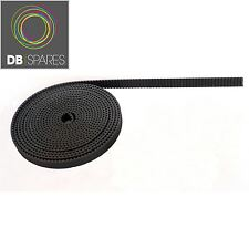 3D Printer GT2 Timing Belt - 2mm Pitch, 6mm Width, Reprap Rostock Mendel Prusa