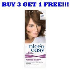 Clairol Nice N Easy Hair Colour Non Permanent Hair Dye Light Brown 755