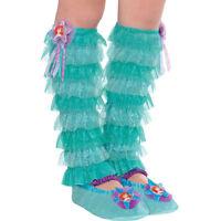 Disney Princess Tights Leg Warmers Halloween Costume Dress Up Birthday Outfit