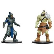 World Of Warcraft Figuren 2er Pack (lothar Vs. Horde Warrior) Sammelfigur WOW