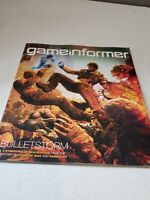 Game Informer Video Game Magazine Issue #205 May 2010 Bulletstorm EUC