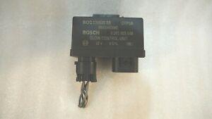 JAGUAR XJ 2011 GLOW PLUG RELAY CONTROL MODULE 9X2Q12B533BB 0281003048 #1453