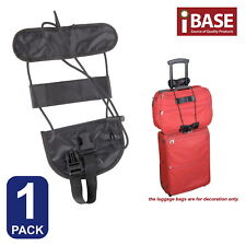 Add a Bag Strap Carry on Bungee Travel Luggage Suitcase Adjustable Tape Belt