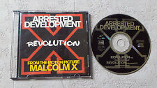 "CD AUDIO INT/ ARRESTED DEVELOPMENT ""REVOLUTION FROM THE MOTION PICTURE MALCOLM X"