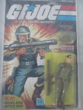 1983 GI Joe Zap Series 2 20 Back AFA 70 EX+