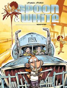 SPOON & WHITE HC deutsch ab #1  komplette Serie LETURGIE/YANN Ehapa-Verlag/Finix