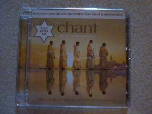 2 CD / chant Music of Paradise Gregorianischer Choral Advent / Weihnachten
