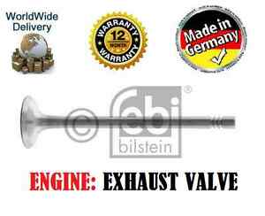 FOR SEAT LEON 1999-2006 1.4 1.6  1M1 16v  NEW ENGINE EXHAUST VALVE OE