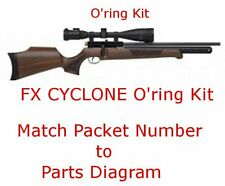 FX Cyclone O'ring Kit FX