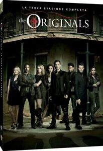 THE ORIGINALS - STAGIONE 03  5 DVD  COFANETTO  SERIE-TV