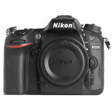 Nikon D7200 24.2 MP DX-format CMOS Sensor Digital SLR Body, Black
