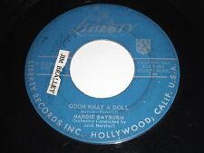Margie Rayburn: Oooh What A Doll / Smoochin 45