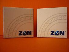SUZUKI GSXR750 SRAD 96 - 99 ZEN REAR WHEEL BEARINGS