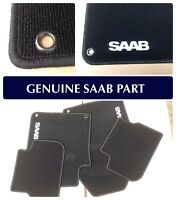 Genuine Saab 9-3 left hand drive Convertible MAT Set - 2003 -2012 - 12825834 NEW