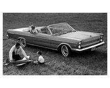 1965 Ford Galaxie 500 XL Convertible Factory Photo ub5140-G1TJRB