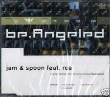 JAM & SPOON ft REA  -  Be.Angeled   (CD Single)