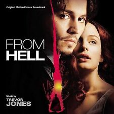 FROM HELL Trevor Jones VARESE CD RELEASE SEALED OUT OF PRINT
