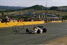 Nigel Mansell Hand Signed Williams 1992 World Champion Photo 12x8 9.