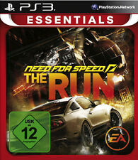 Sony PS3 Playstation 3 Spiel ***** Need for Speed The Run ***************NEU*NEW