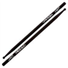 Zildjian ZASTBLK Travis Barker Drum Sticks, Black - Pair Sticks