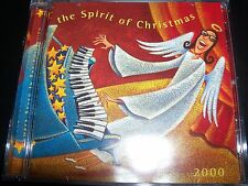 Spirit Of Christmas 2000 CD Kylie Minogue Tina Arena Olivia Newton John Taxiride
