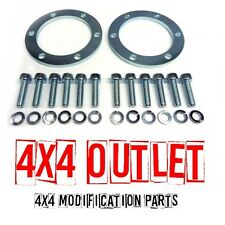 Suzuki Jimny HD Hub spacer plates to fit SJ / Vitara Free Wheeling Hubs