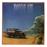 Quantum Jump - Barracuda - Very Good (VG) 1st 1977 Vinyl - Electric - Trix 3