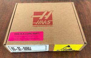 NEW HAAS 30A SMART SERVO AMPLIFIER 93-32-5550J