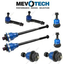 For Cadillac Escalade Chevy GMC Truck 8pc Complete Front End Susupen Mevotech
