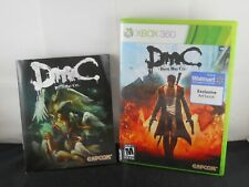 Devil May Cry Walmart Exclusive (Xbox 360) Complete Tested Mint Disc
