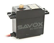 Savöx Standardservo SC-0251MG
