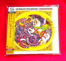 BOB MARLEY CONFRONTATION JAPAN SHM MINI LP CD UICY-94598 NEW