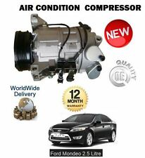 FOR FORD MONDEO 2.5 + S MAX ST 220BHP 2007-> AC AIR CON CONDITIONING COMPRESSOR