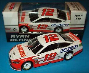 Ryan Blaney 2018 DeVilbiss Carlisle Ford #12 Penske Fusion 1/64 NASCAR Diecast