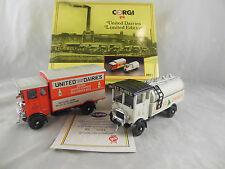 Corgi classics D67/1 United Dairies AEC Cabover 5 ton & AEC Tanker