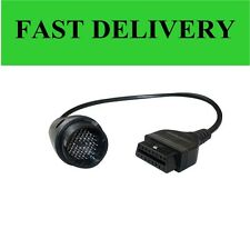 IVECO Daily Van Truck Cable Obd2 to 38 Pin for Delphi Autocom