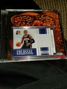 2009-10 Playoff National Treasures Colossal 39/99 Danny Granger #25