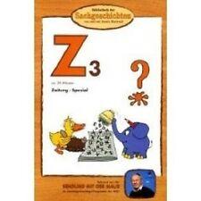 """BIBLIOTHEK DER SACHGESCHICHTEN """"Z3 ZEITUNG"""" DVD NEU"""
