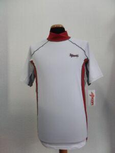 Ascan Herren Rash Vest Shirt - Gr. XXL - NEU -