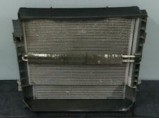 BMW X5 E70 4.8i 3.0si Kühler Wasserkühler Motorlüfter Servokühler Kondensator