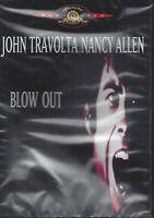 Dvd **BLOW OUT** con John Travolta Nancy Allen nuovo sigillato 1982