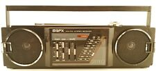 Vintage Gpx Am Fm Stereo Receiver Model No. A275 Boombox Portable