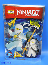 LEGO Ninjago Figurine 891507 Edition Limitée / Zane / Polybag