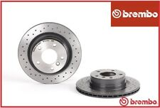 Pair Brembo Brake Discs Xtra Anter Buick ( Sgm ) Excelle Gt 09B3561X